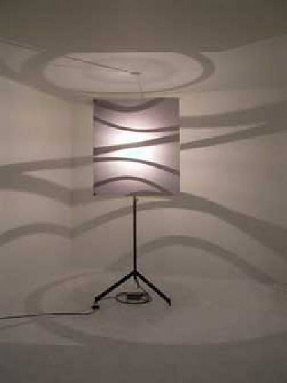 Olafur Eliasson, Shadow Lamp   Edition 3/14 2005, Mixed Media